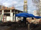 ЖК Дом на Горького - ход строительства, фото 110, Апрель 2020