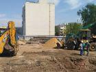 ЖК Дом на Гребешке - ход строительства, фото 95, Май 2018