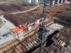 ЖК Открытие - ход строительства, фото 111, Февраль 2019