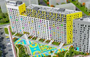 Квартиры от 24,42 м²  до 96,05 м².<br> Рассрочка до 30.06.2021