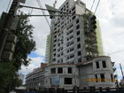 Ход строительства дома № 1 в ЖК Дом с террасами - фото 62, Август 2016