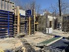 ЖК Гранд Панорама - ход строительства, фото 14, Апрель 2021