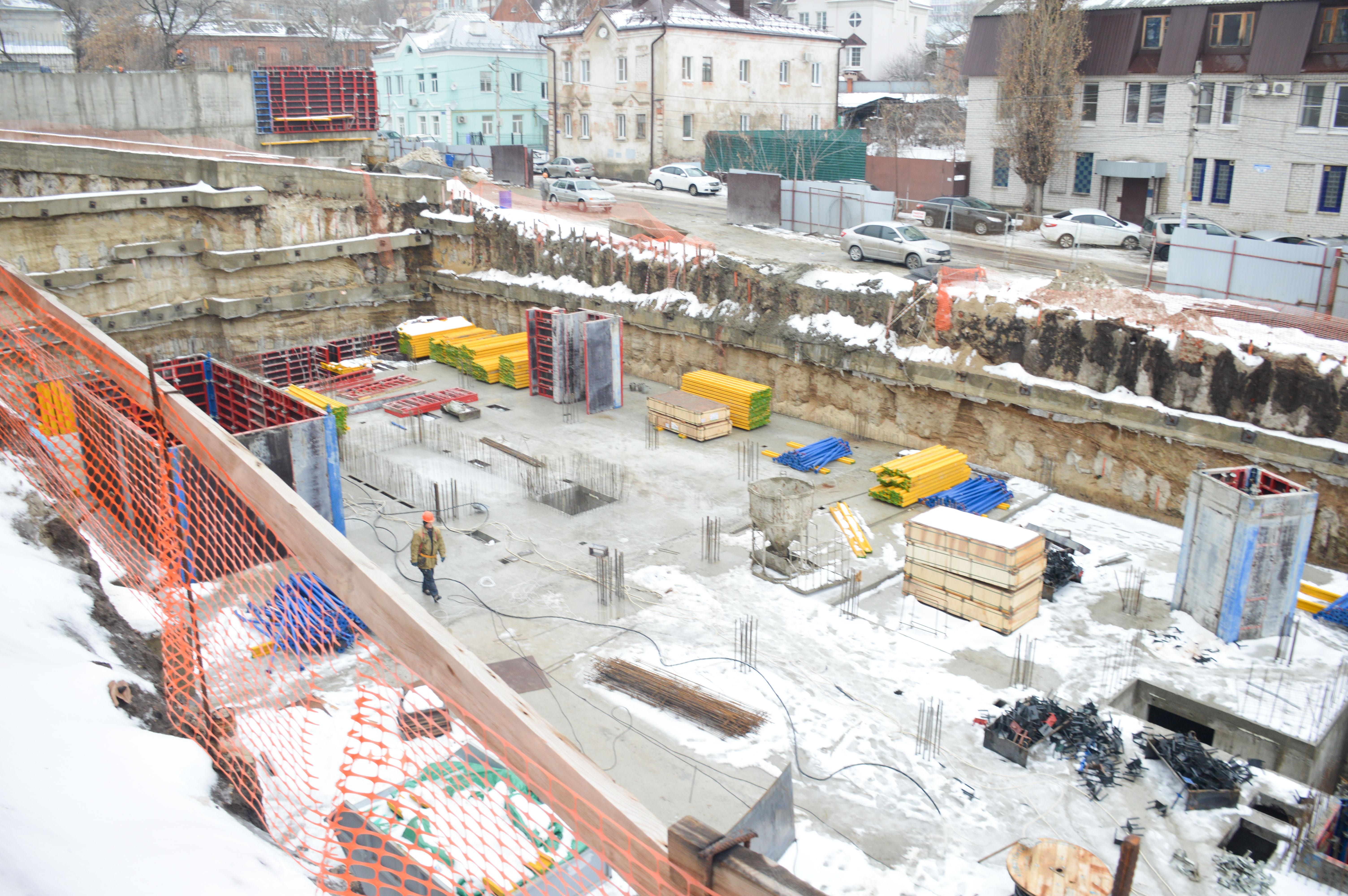 Строительство хирургического корпуса онкодиспансера в Воронеже - фото 3