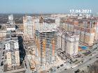 ЖК Горизонт - ход строительства, фото 8, Апрель 2021