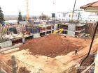 Ход строительства дома на Минина, 6 в ЖК Георгиевский - фото 35, Октябрь 2020