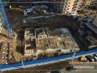 ЖК Центральный-3 - ход строительства, фото 123, Декабрь 2017