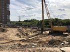 Ход строительства дома № 1 в ЖК Подкова на Ванеева - фото 6, Сентябрь 2021