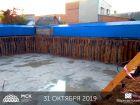 ЖК Марксистский - ход строительства, фото 44, Ноябрь 2019