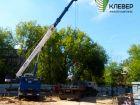 Ход строительства дома № 1 в ЖК Клевер - фото 131, Июнь 2018