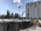 Ход строительства дома  Литер 2 в ЖК Я - фото 106, Май 2019