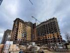 Ход строительства дома Литер 2 в ЖК Династия - фото 18, Март 2020