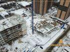 ЖК Центральный-2 - ход строительства, фото 114, Февраль 2018