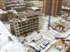 ЖК Центральный-2 - ход строительства, фото 120, Январь 2018