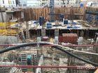 Ход строительства дома на Минина, 6 в ЖК Георгиевский - фото 11, Апрель 2021