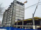 ЖК Каскад - ход строительства, фото 61, Январь 2016