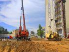 ЖК Кристалл 2 - ход строительства, фото 5, Июль 2021