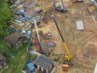 Ход строительства дома № 6 в ЖК Дом с террасами - фото 49, Июль 2019
