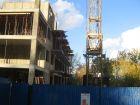 ЖК Алый Парус - ход строительства, фото 21, Октябрь 2017