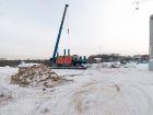 Ход строительства дома № 8-1 в ЖК КМ Тимирязевский - фото 3, Март 2021