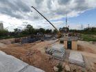 Ход строительства дома № 2 в ЖК Дома на Культуре - фото 9, Август 2021