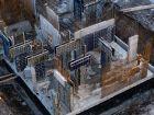 Ход строительства дома № 2 в ЖК Книги - фото 9, Апрель 2021