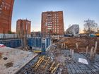Каскад на Сусловой - ход строительства, фото 56, Ноябрь 2016