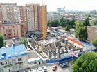 ЖК ПАРК - ход строительства, фото 36, Июнь 2020