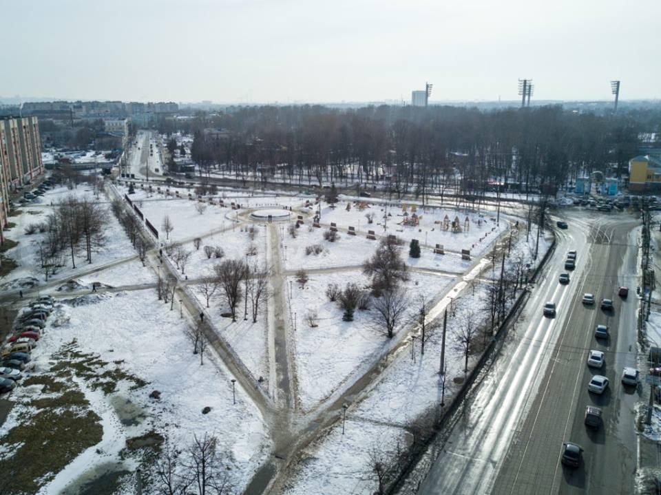 Концепцию развития сквера им. Чкалова обсудили в Нижнем Новгороде - фото 1