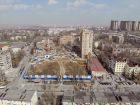 ЖК Ленина, 46 - ход строительства, фото 21, Май 2021