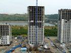 Ход строительства дома № 6 в ЖК Аквамарин - фото 17, Сентябрь 2017