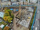 ЖК Симфония Нижнего - ход строительства, фото 214, Октябрь 2018