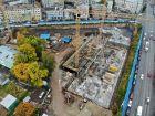 ЖК Симфония Нижнего - ход строительства, фото 215, Октябрь 2018