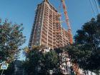 ЖК Онегин - ход строительства, фото 25, Ноябрь 2020